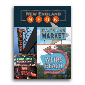 New England Neon book -- Available for pre-orders