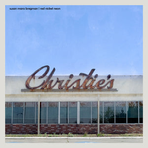 Christie's Sign Photograph
