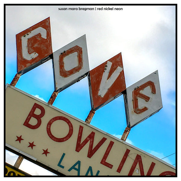 Photo of Cove Bowling sign from Red Nickel Neon