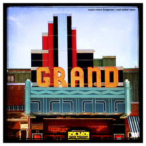 Art Deco Grand Theater Photograph