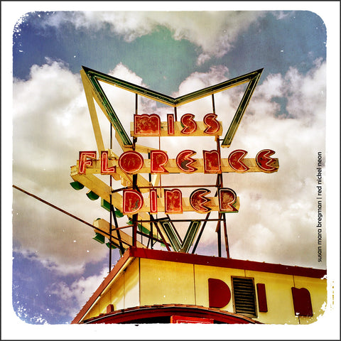 Photograph of the Fabulous Miss Florence Diner