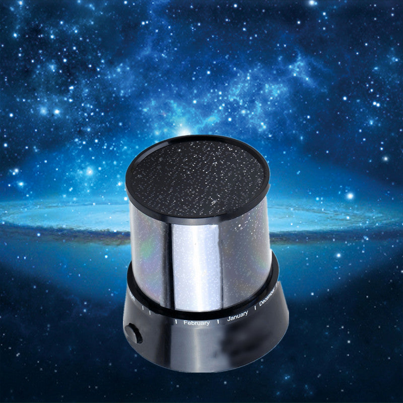 Romantic LED Starry Night Sky Projector Lamp Kids Gift Star Light Cosmos  Master 0a7c15f738