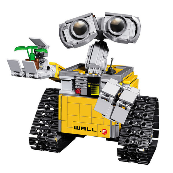WALL-E Robot Legoings Building Blocks Kit Toy