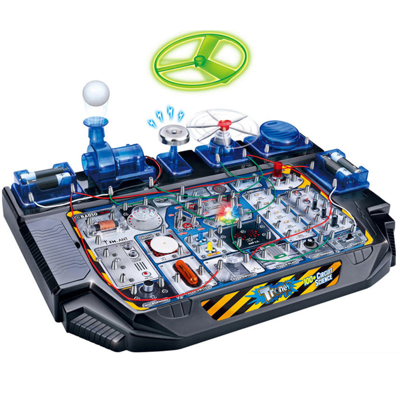 Electronics Physical Experiment Science Toy for Education