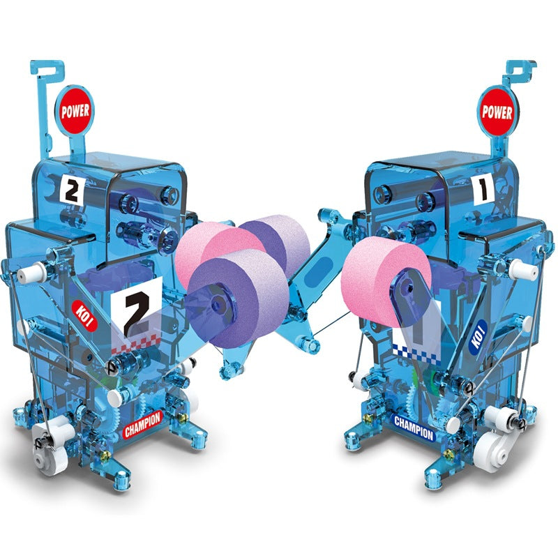 Boxing Robot Toy for Fun and Learning