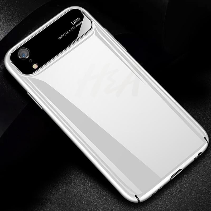 Ultra Slim Premium Mirror Case For iPhone - Best iPhone Cases