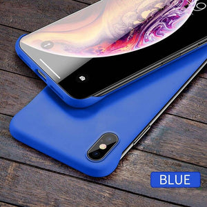 New Ultra Thin 2020 Frameless Case - Best iPhone Cases
