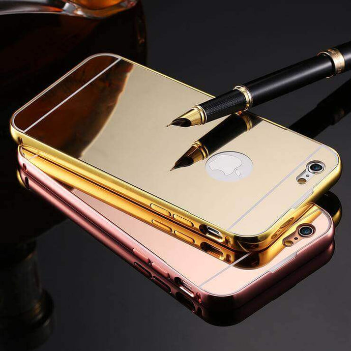 Metal Frame Aluminium Case - Best iPhone Cases