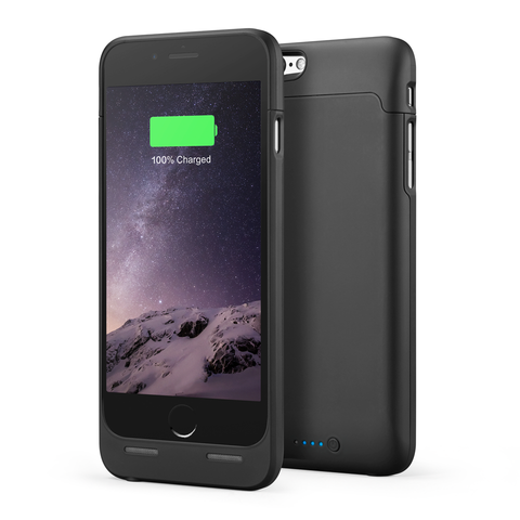 4000mAh Battery Case For iPhone 6 Plus and 6S Plus + Free Tempered Glass - Elegant Case