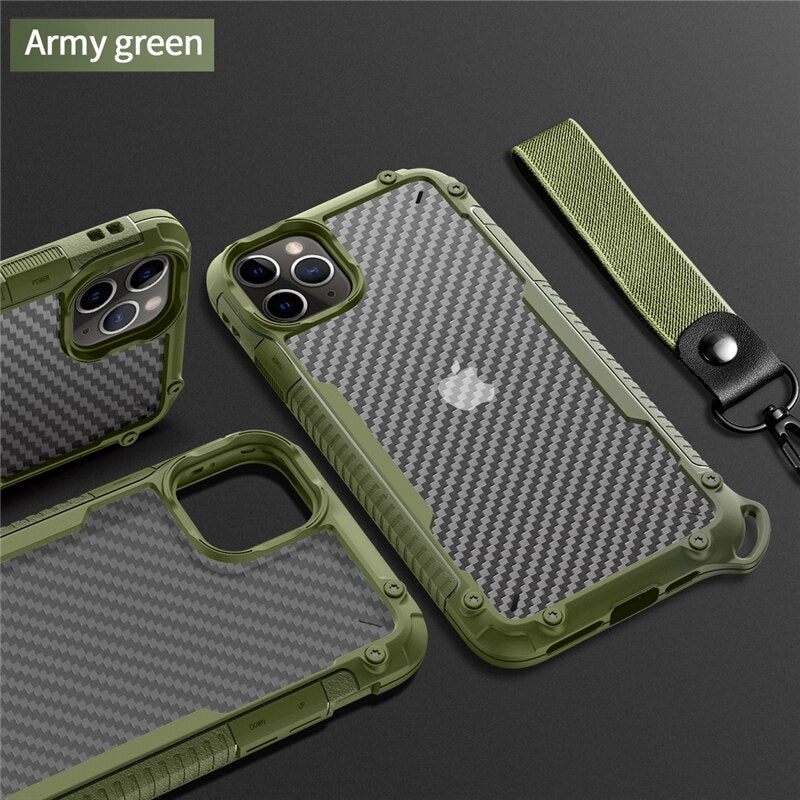 Armor Matte Shockproof Case