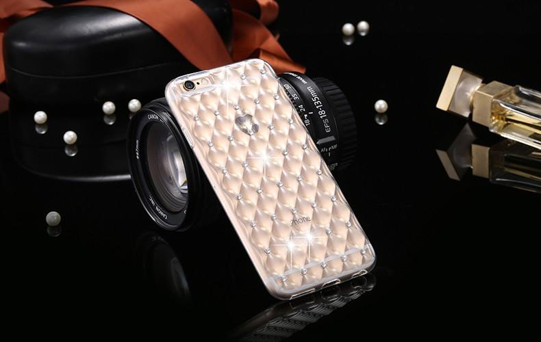 Diamond Ultra Thin Back iPhone Case - Best iPhone Cases