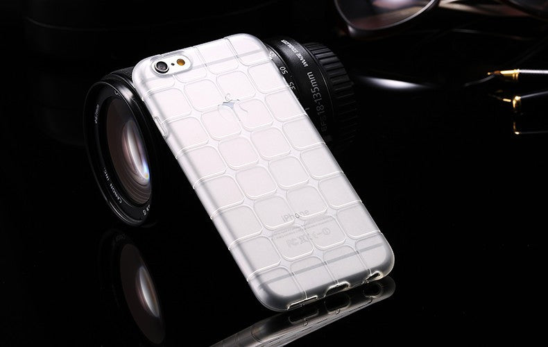 Soft Silicone Clear Transparent Case For Apple iPhone Back Cover - Best iPhone Cases