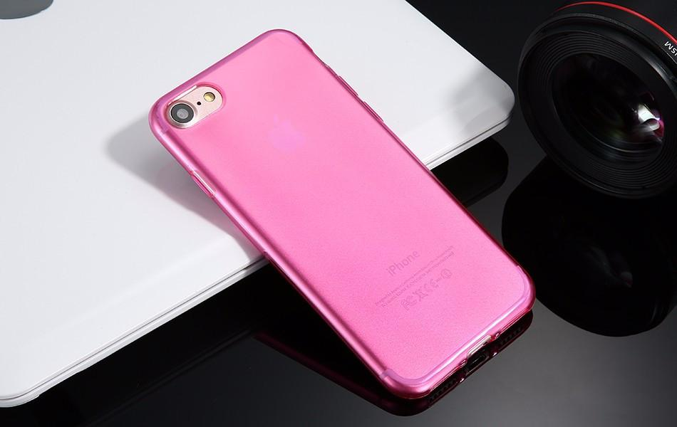 Elegant Transparent Super Thin Silicone Case - Elegant Case