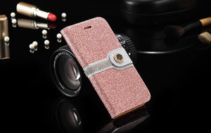 Retro Wallet Stand PU Leather Case for iPhone - Best iPhone Cases