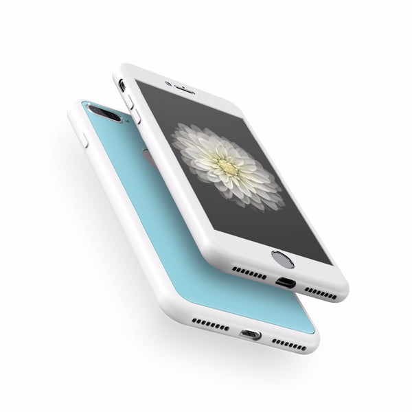 360 Degree Full Protective Soft Silicone iPhone Elegant Case - Elegant Case