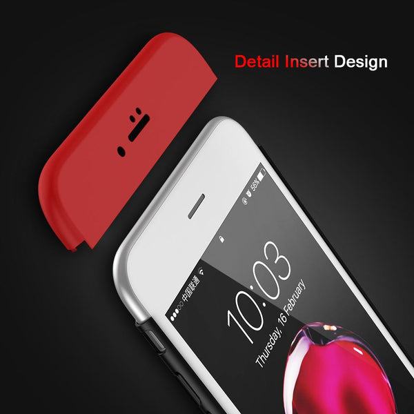 Ultra Slim 360 Protection iPhone Case - Elegant Case