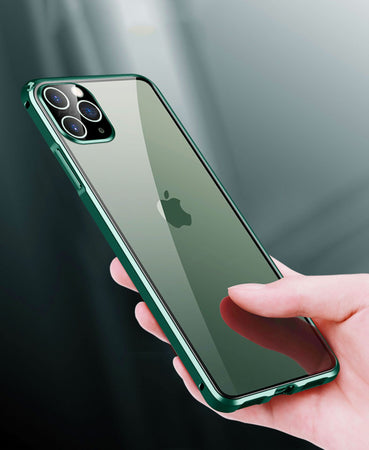 360° Metal Frame Ultimate iPhone Protection Case