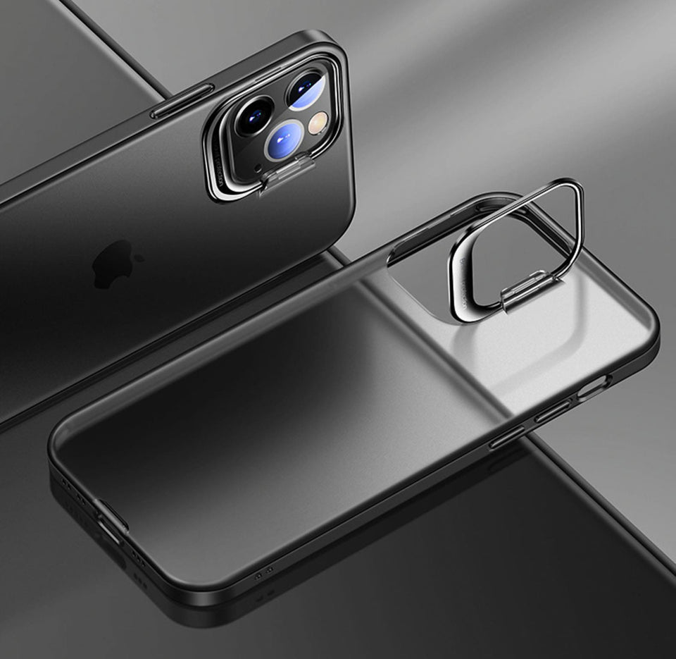 360° Protection Matte Invisible Case