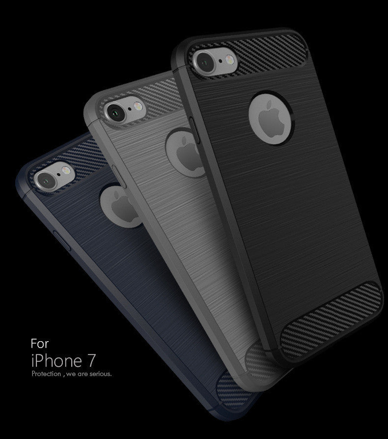 Carbon Shockproof Case - Best iPhone Cases