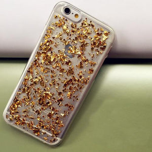 Luxury Gold Foil Phone Case - Elegant Case