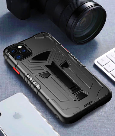 EXTREME 360° ARMOR CASE WITH KICKSTAND