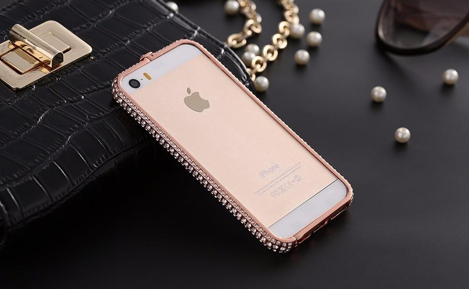 Diamond Bumper Case For iPhone - Best iPhone Cases