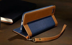 Luxury Flip iPhone Case With Card Slot - Best iPhone Cases