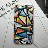 Marble Style Case For iPhone - Elegant Case