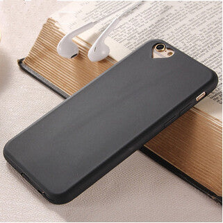 Silicone Case for iPhone - Elegant Case
