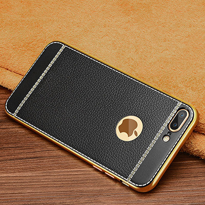 Luxury Leather Case - Best iPhone Cases