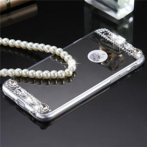 Luxury Damiond Case For Apple iPhone - Elegant Case