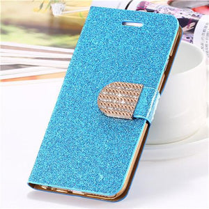 Diamond Leather Case For iPhone - Best iPhone Cases