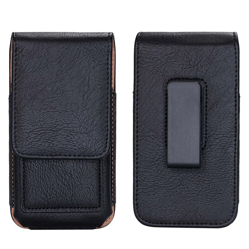 Universal Leather Phone Bag - Elegant Case