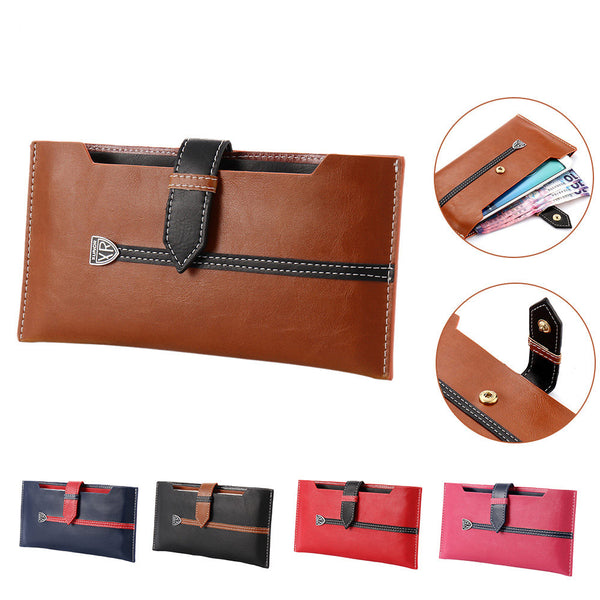 Woman Wallet Pouch Phone Bag Case Universal For Apple iPhone - Elegant Case