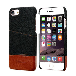 Leather case with Card Slots - Elegant Case