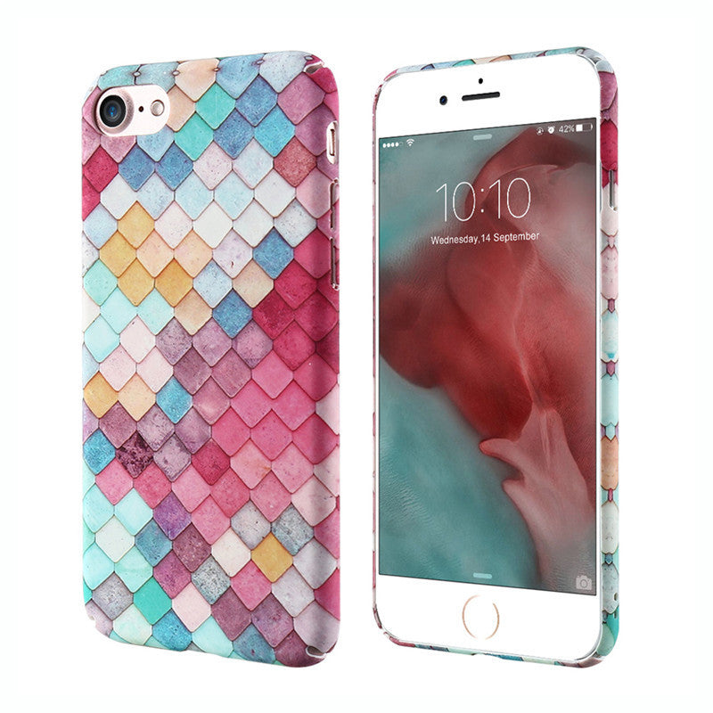 3D Mermaid Hard Case For iPhone - Best iPhone Cases