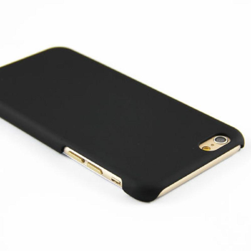 Elegant Rubber Matte Case For iPhone - Best iPhone Cases