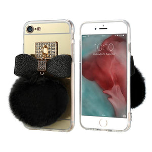 Fur Ball Phone Case For iPhone - Best iPhone Cases
