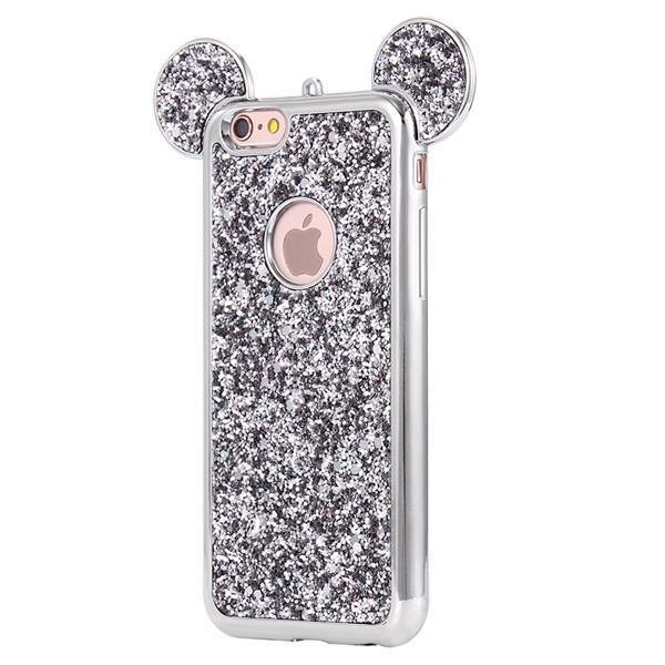 Luxury 3D Minnie Mouse Ears iPhone Case - Best iPhone Cases