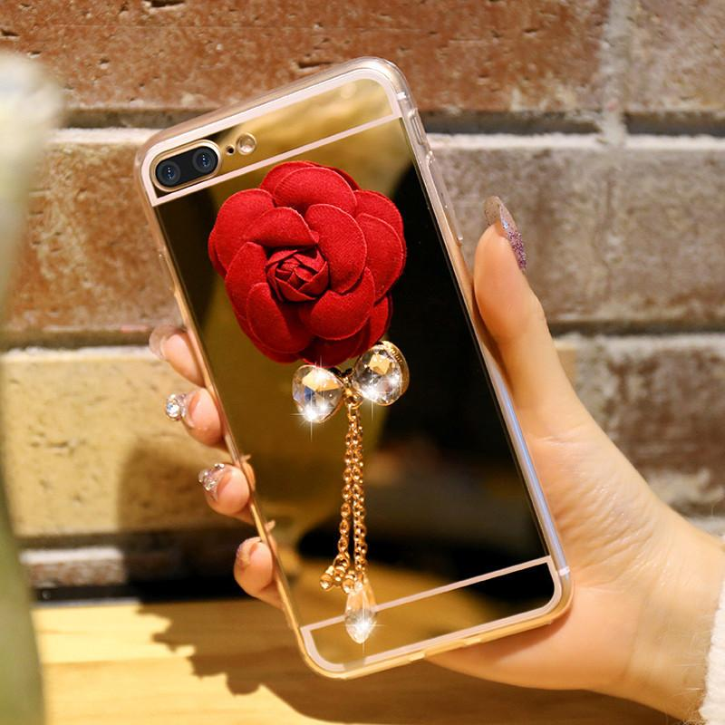 Handmade 3D Mirror Cover Case For iPhone - Best iPhone Cases