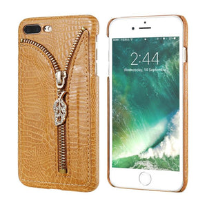 Crocodile Skin Leather Case - Best iPhone Cases