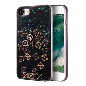 Amazing Quicksand Liquid Cover For iPhone - Elegant Case