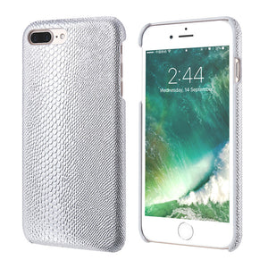 Snake Skin PU Leather Back Cover for iPhone - Best iPhone Cases