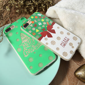 Christmas Tree Luminous Case Cover For iPhone - Best iPhone Cases