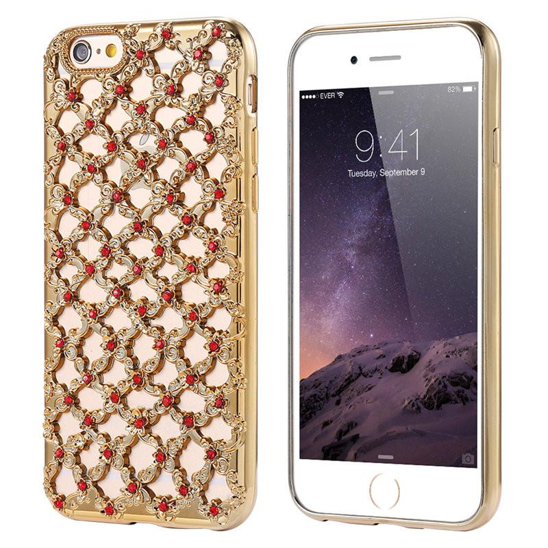 Diamond Back Cover Case For Apple iPhone - Best iPhone Cases