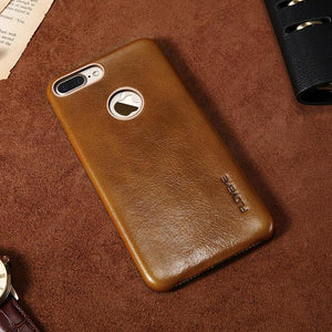 Luxury Leather Case Back Cover Shockproof Case For iPhone - Best iPhone Cases