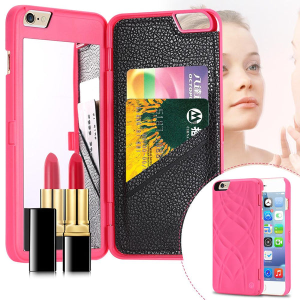 Deluxe Mirror Back Case For iPhone - Elegant Case