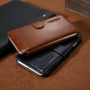 Genuine Leather Case For iPhone - Elegant Case