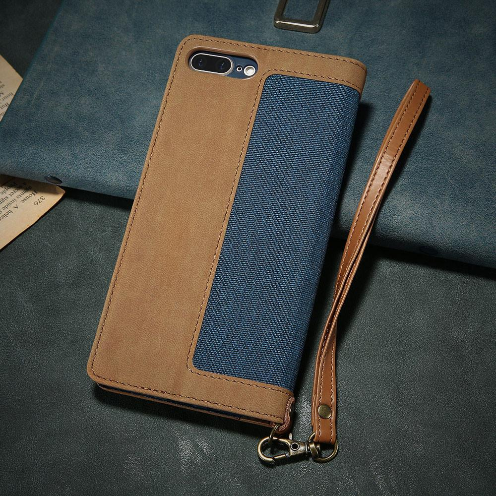 Luxury Flip Leather Case for iPhone - Elegant Case
