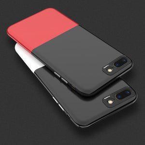 Ultra Thin 2 in 1 Shockproof Hybrid iPhone Case Cover - Best iPhone Cases
